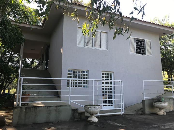 Santo Antônio da Platina casa de Campo.