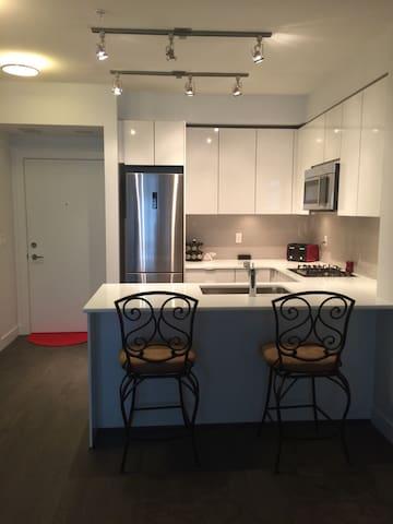 Brand New Beautiful Apartment