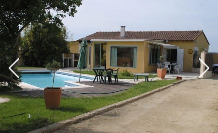 Villa , sud de la France