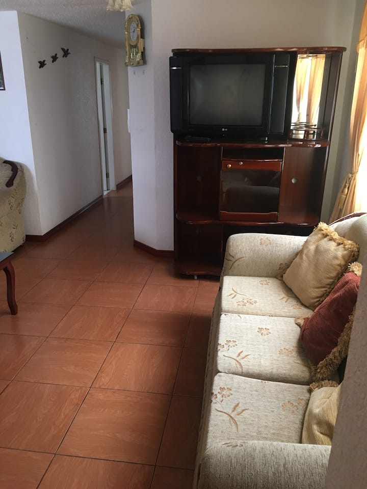 Departamento en Ibarra, ciudad blanca
