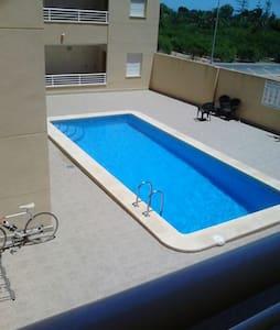 apartamento confortable, tranquilo y coqueto - Los Montesinos