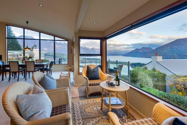 London Lane - 3 bedrooms. Comfort, views, location