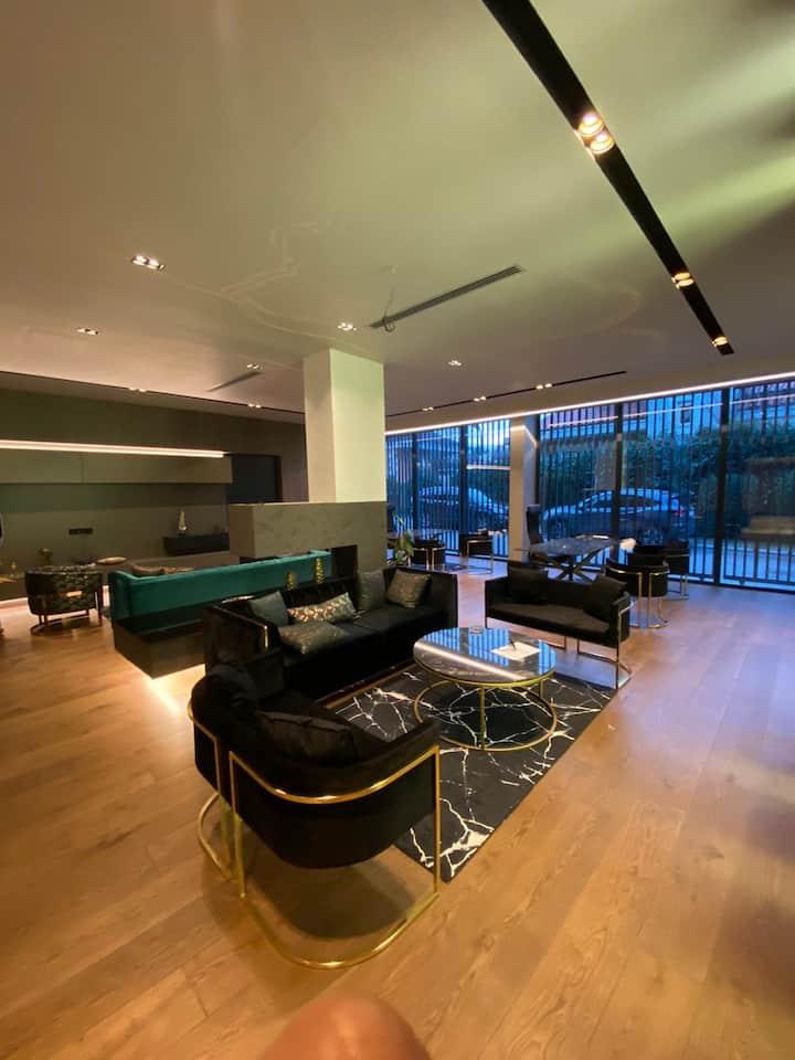 Luxury loft in Istanbul