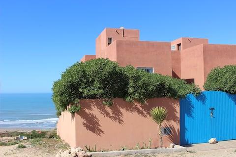 Villa 300m² front beach MASSA AGADIR