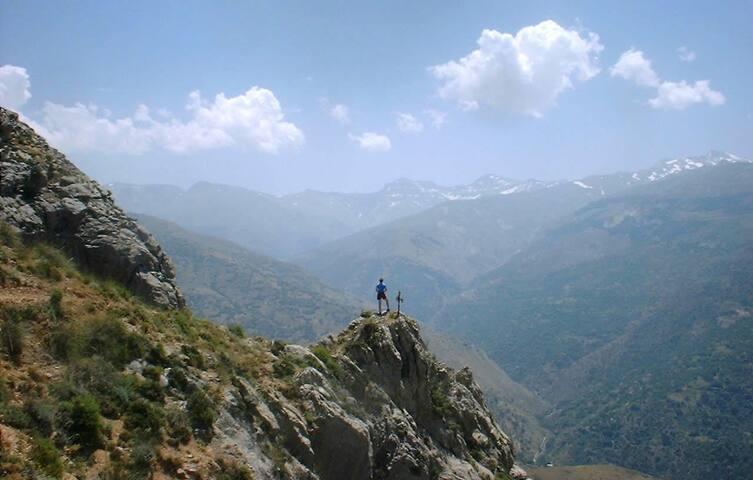 Perfect for Sierra Nevada ski resort & Granada