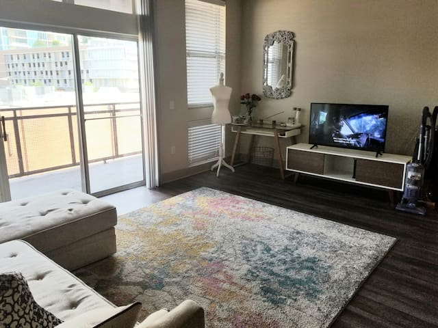 Luxury Apartment 5 minutes from Downtown Dallas