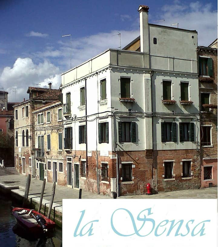 la Sensa B&B a typical home in the heart of Venice