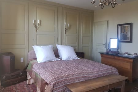 "Jeannette d'Any-Martin-Rieux - Chambre ""Petit Lu"""