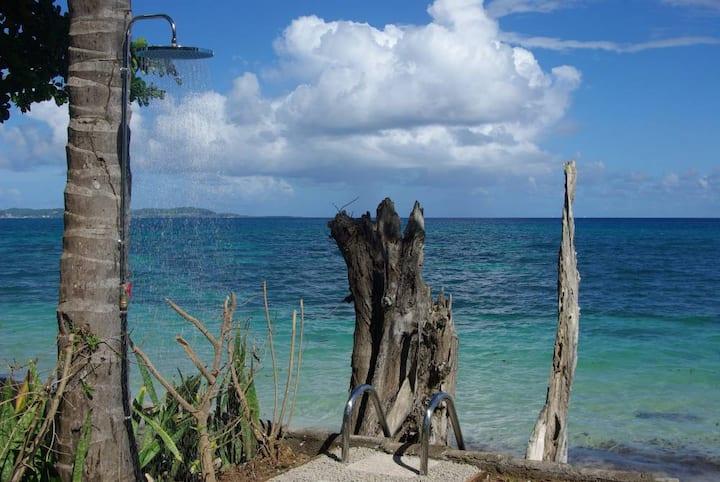 Le paradis les pieds dans l'eau