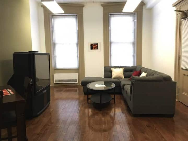 Explore Baltimore from this Central Historic Apt!