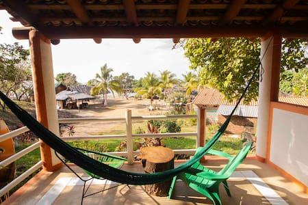 Casa Ruben Playa La Saladita SURF