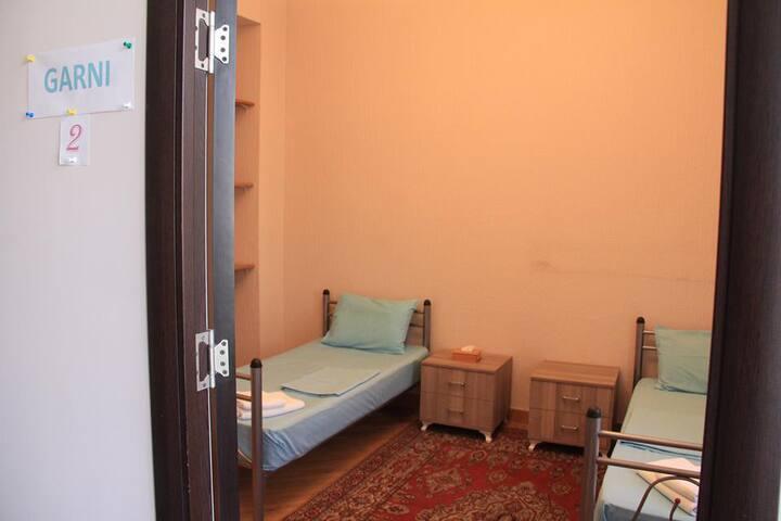 Budget Twin Room/ Двухместная комната