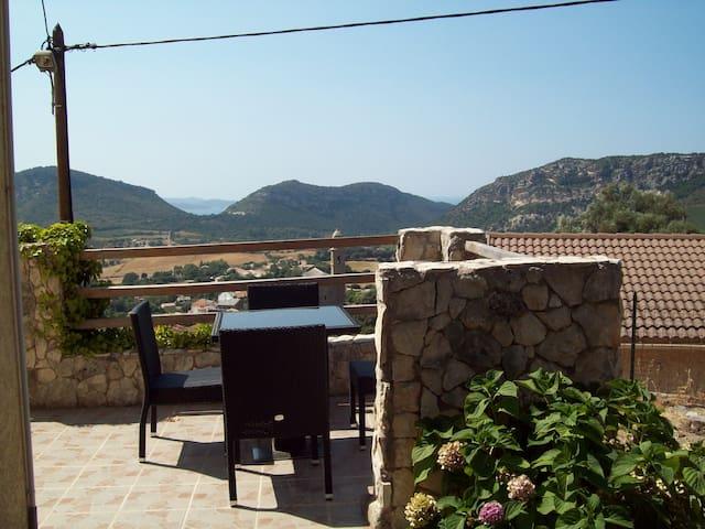 villa bana - Patrimonio - Hus