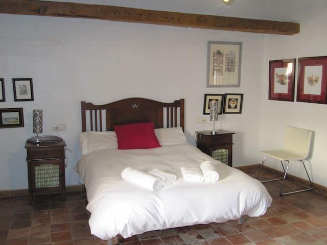 Casa Hermosamia. Apartamento de la Escalera