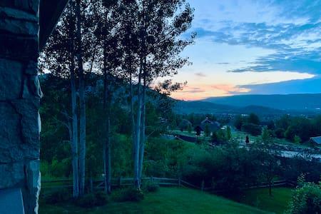Sunrise Mountain Retreat