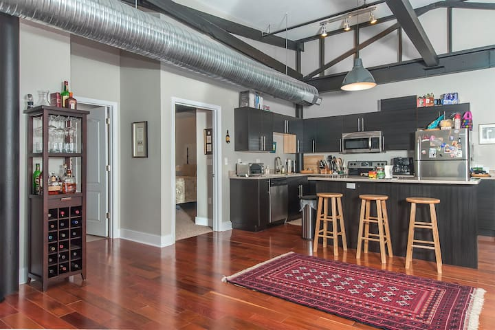 Huge Modern Loft Space - Pittsburgh - Lägenhet