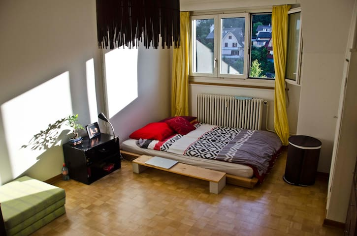 FUJU Dojo close from Bern and culture, cosy&clena - Liebefeld - Flat