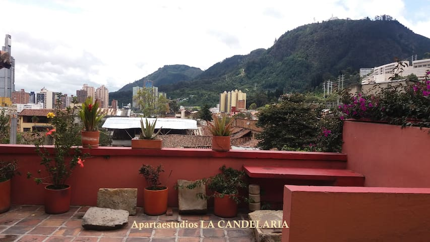 Downtown Candelaria Suite