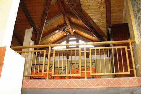 Terrae Cilenti Appartamento Girasole - Lustra - Wohnung