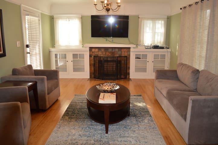 Private Craftsman Home - Pasadena - House