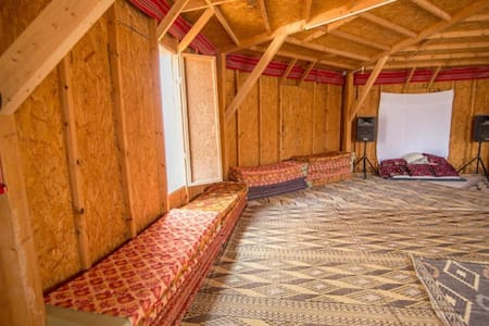 Shamballa Ezuz Desert Hospitality - Shambala Tent