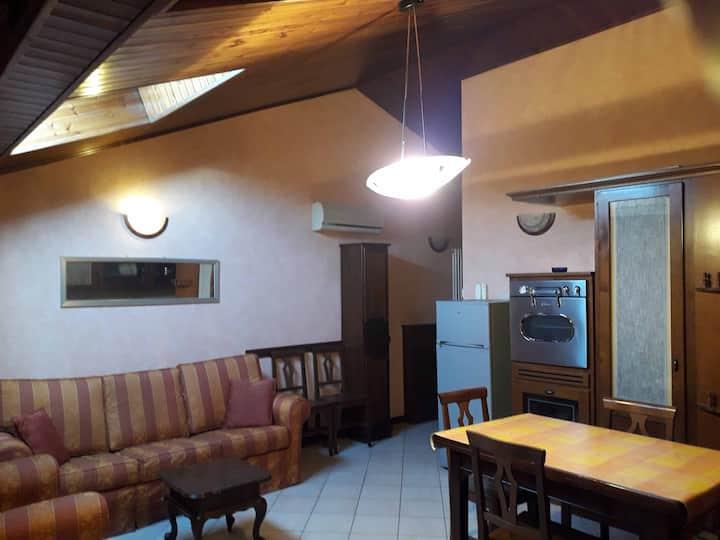 Appartamento in centro a Poviglio(RE)