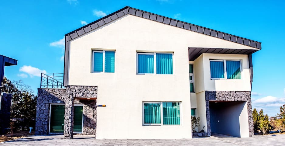 Jeju Sorang - 코시롱(조식 제공) Family House! - Jochon-eup, Cheju - Vacation home
