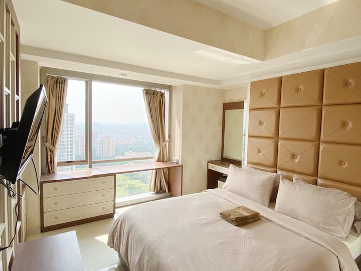 The Mansion Kemayoran Apartment Family Suite - R