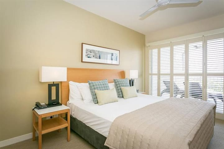 Comfortable Room Standard At Port Stephens