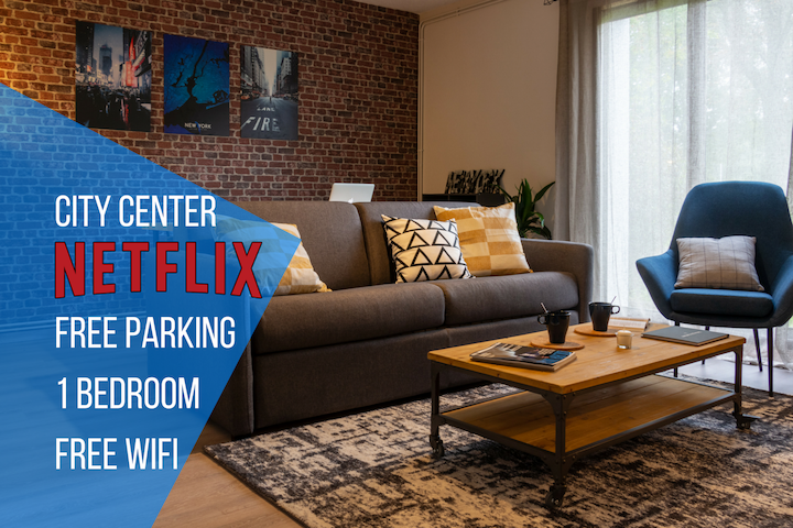★ ToulouseCityStay Colomiers ★ Parking ★ Netflix ★ Wifi ★ Airbus