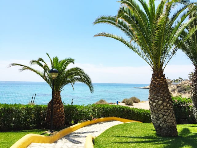 Beach Front 3BD Townhouse - El Campello - House