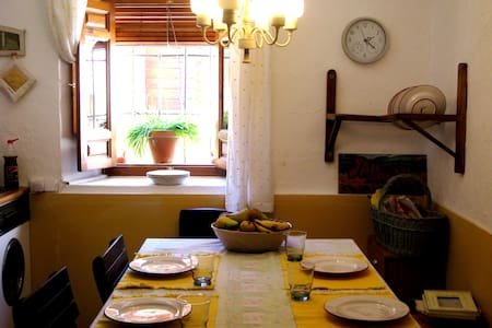 Cortijo en la Alpujarra Granadina - Albuñol - Haus