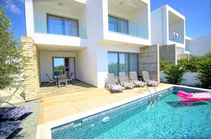 Lemon Grove Modern Villa