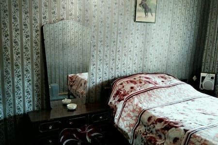 Quiet room for single or pair - Uzhhorod - Byt