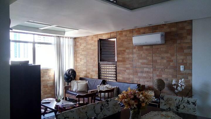 Apartamento aconchegante em Manaíra