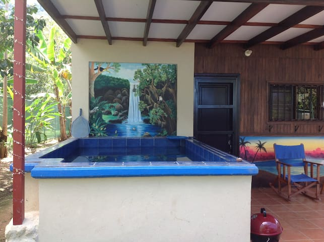 Fill up the Pool to keep Cool!