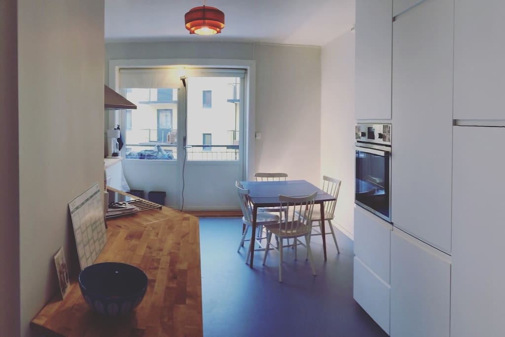 Cosy apartment in trendy t yen flats for rent in oslo oslo norway - Matelas dunlopillo trendy room 24 ...