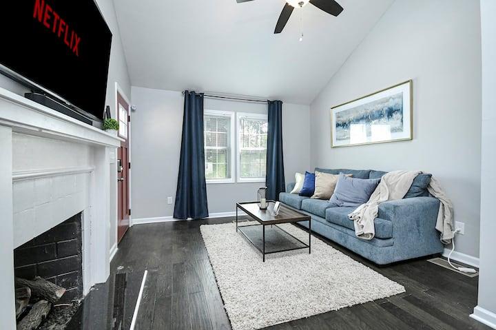 3BR Modern Atlanta Airbnb Near Downtown & Airport