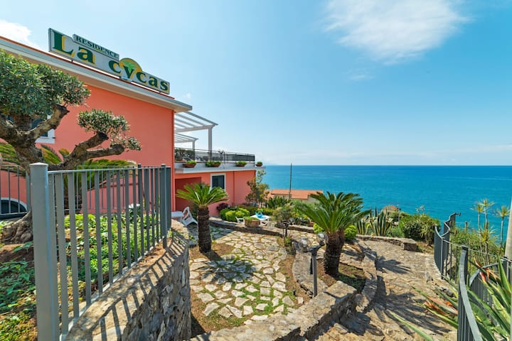 Lovely Apartment in Villammare