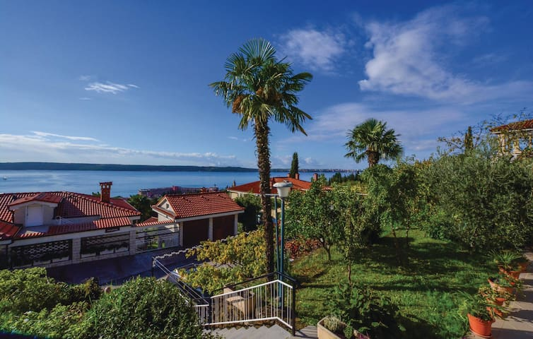 Holiday apartment with 1 bedroom on 50m² in Portoroz