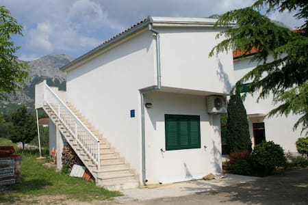 One bedroom apartment with terrace Zaostrog, Makarska (A-2663-a) - Zaostrog - Daire