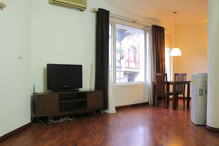 Entire Apt-1Br/Quiet Place/Near Lotte Commercial