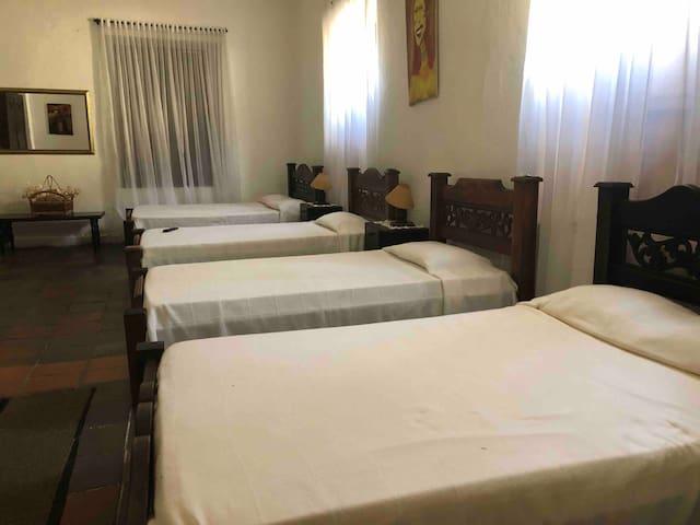 Casa La Clementina, Socorro, San Gil