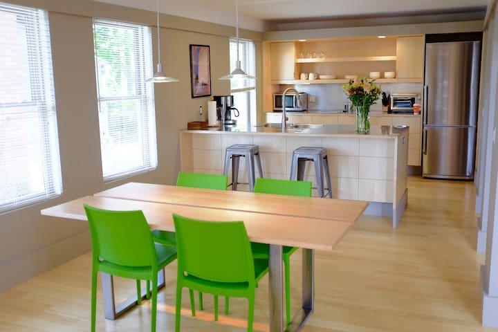Pristine 2 Bedroom Guest Apartment - Ithaca - Apartament