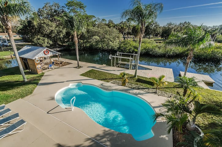 Find a private Oasis at Maison Miles - Port Richey