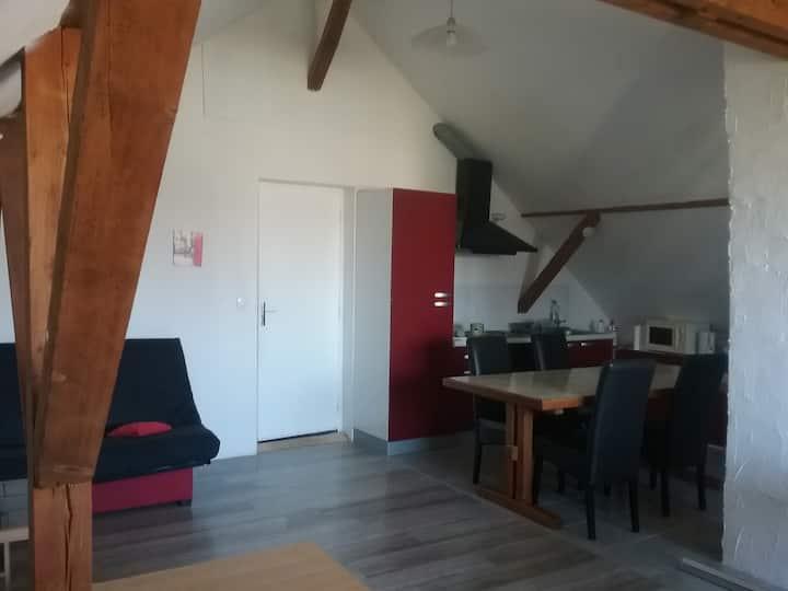 studio Le Charme 3/4 personnes