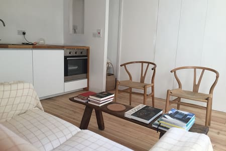 Sunny studio near Kings Cross - London - Apartment