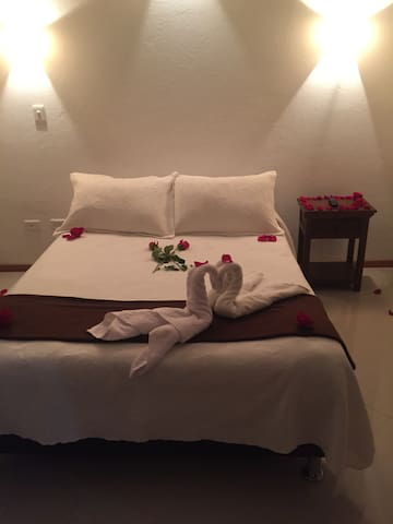 Hotel orquídeas de la villa