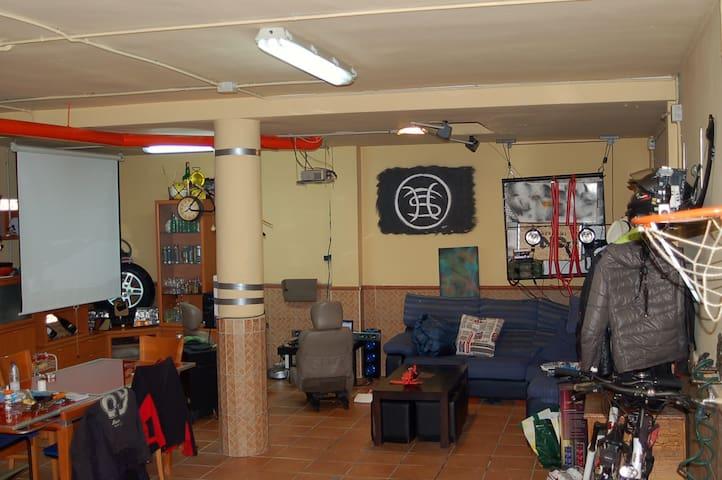 casa garage