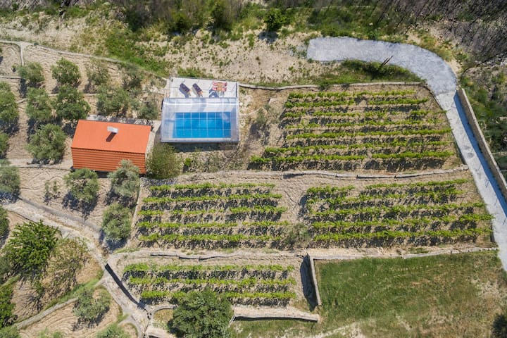 Villa Kalista & her own Indoor Private Pool